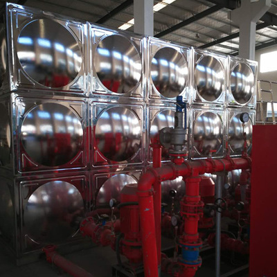 Fire fighting pressurized and stabilized equipment / fire pump integration /3C/ direct selling price