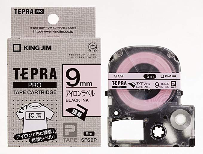 Vua Jim tepra Pro Toner Cartridge Sắt Nhãn 9 mét Hồng