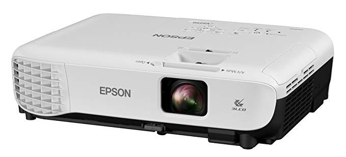 Epson Epson VS250 SVGA 3200 lumens (ánh sáng màu, ánh sáng trắng) HDMI 3LCD chiếu