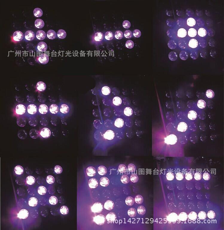 Đèn LED đèn chùm sân khấu , quán bar .
