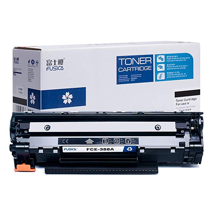 Fusica Fuji Sakura FCE-388A Toner Cartridge Dành cho HP HP CC388A 388a 88A P1007 P1008 P1106 M1136 M
