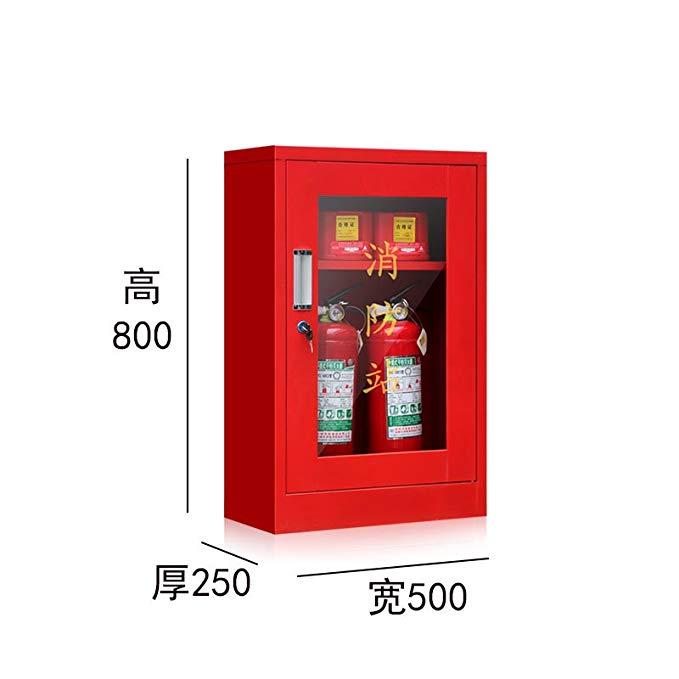 Mini lửa trạm lửa nội cháy thiết bị hoàn chỉnh tủ công cụ hoàn chỉnh khẩn cấp tủ nơi tủ lửa hộp 0.8