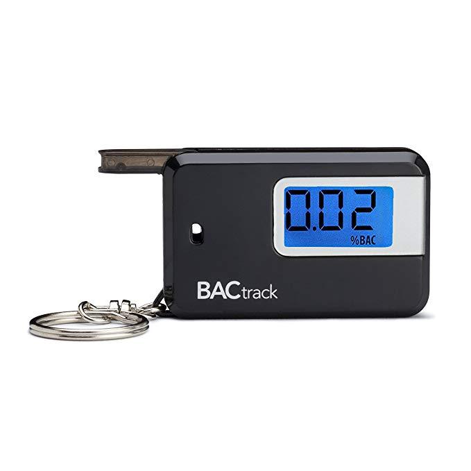 BACtrack - Vòng chìa khóa cầm tay * Bộ kiểm tra tốt 1.00