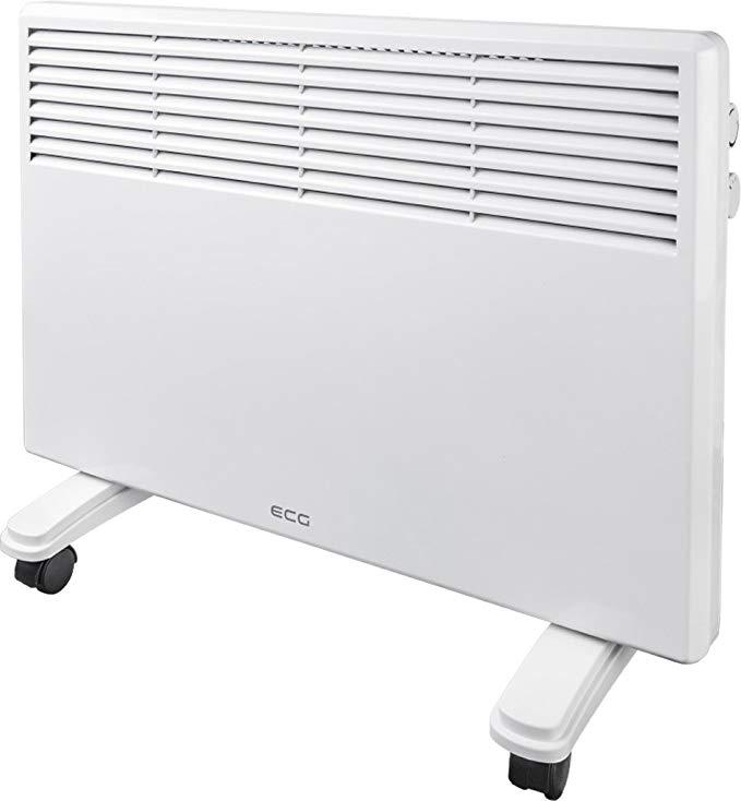 ECG TK 1510 sưởi ấm đối lưu, trắng