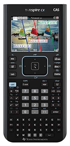 Máy tính đồ thị Texas Instruments Nspire CX CAS