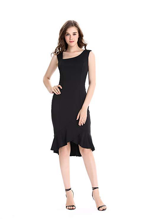 Váy kiểu midi - Dyefei thanh lịch