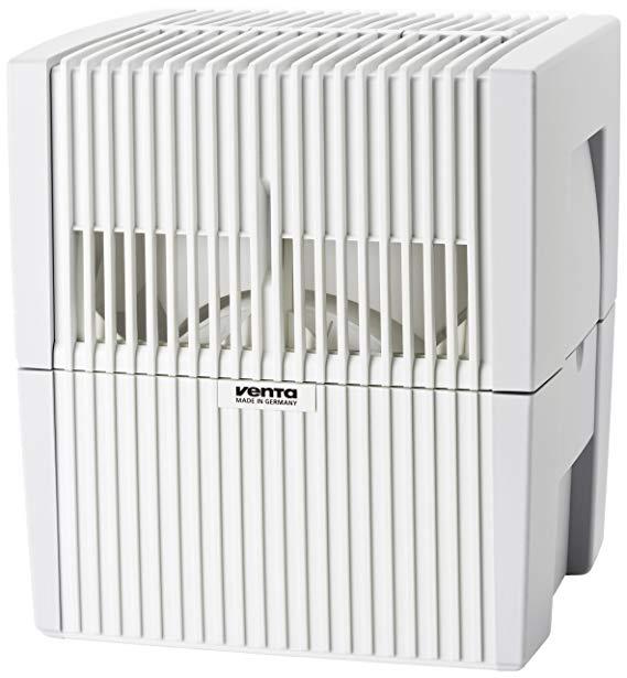 Máy lọc không khí Venta LW25 Trắng / xám - Độ ẩm không khí + Lọc không khí