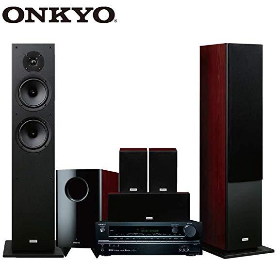 set Âm thanh HIFI Loa gắn trên tường Onkyo HT-S802 (D) Loa âm thanh 5.1 kênh