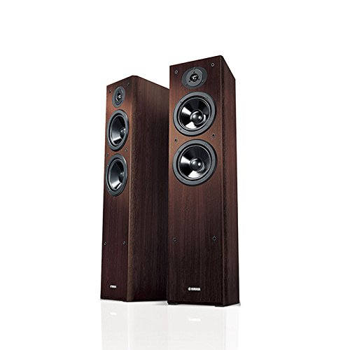 Yamaha NS-F51 Loa nổi bật Home Theater Loa Walnut