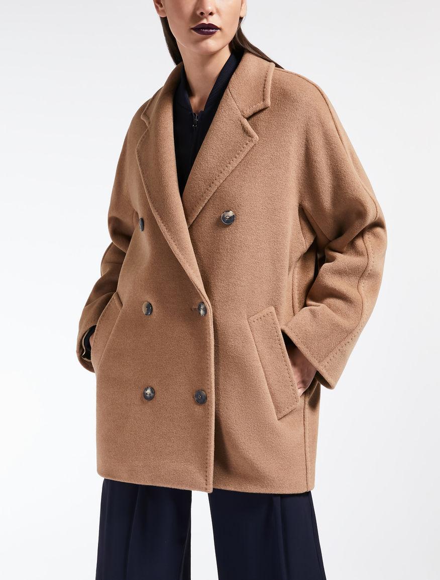 Áo khoác len dạng Dài cho Nữ Cashmere