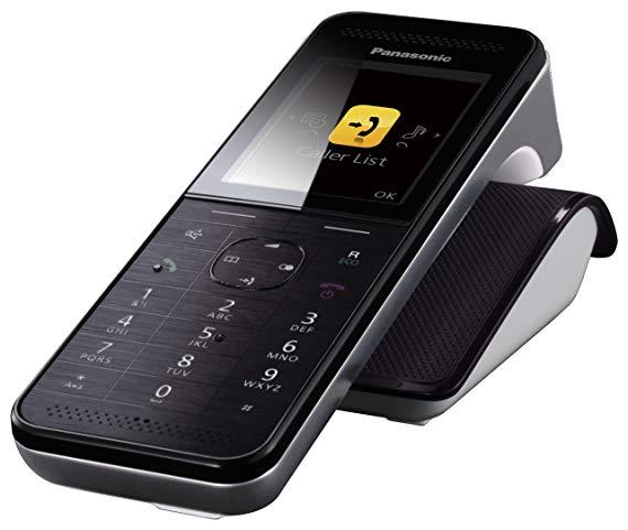 Panasonic Panasonic thiết kế điện thoại không dây (màn hình màu TFT 5,6 cm (2,2 in), kết nối điện th
