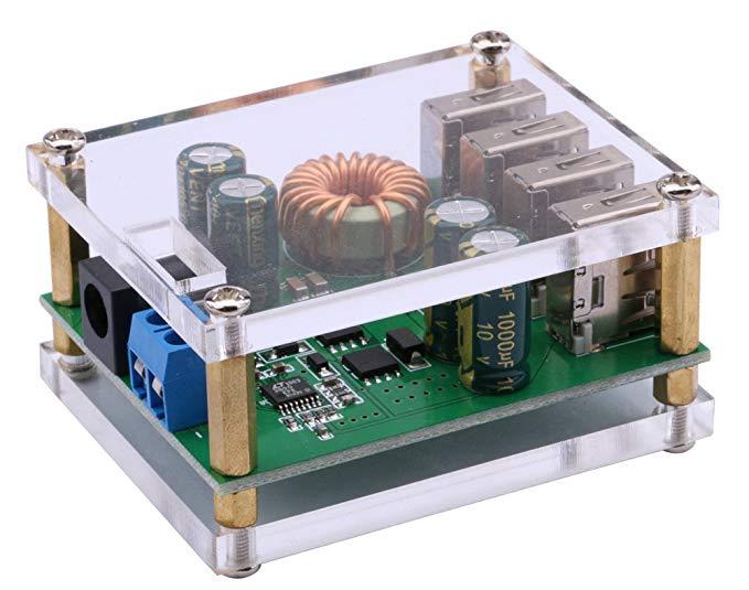 Yeeco dc điện áp chuyển đổi biến áp điều chỉnh công tắc nguồn biến tần hội đồng quản trị usb đầu ra