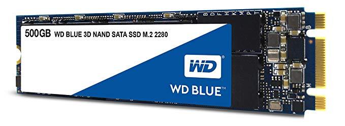 WD Western Digital Blue Ổ cứng thể rắn 500 GB