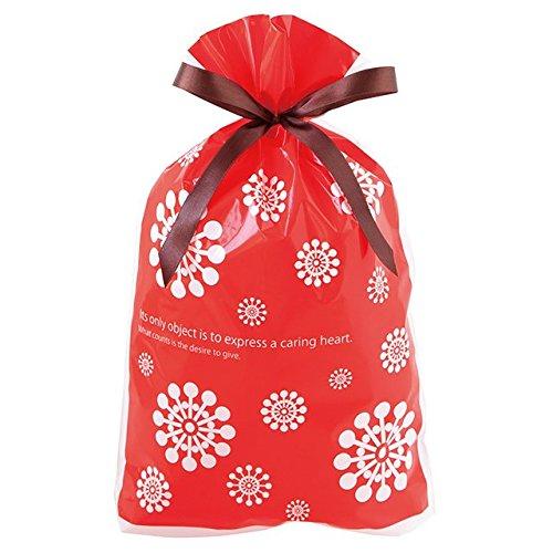 Bow với túi quà tặng PE Bắc Âu Red-M (20 ảnh) HKU-RBM