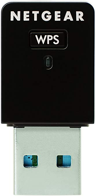 NETGEAR NETGEAR WNA3100M 300M USB không dây mini NIC