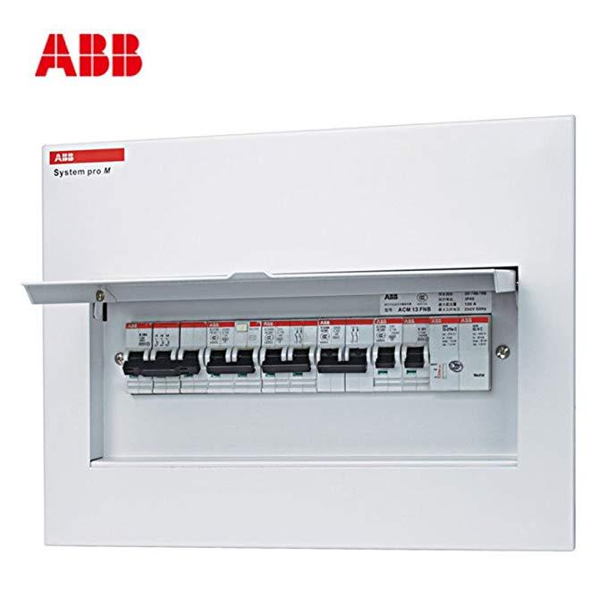 ABB giấu hộp phân phối 13 mạch Hộp điện gia dụng ACM13FNB (13-bit)