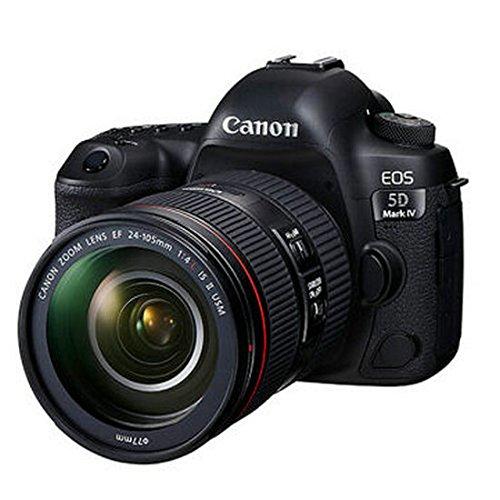 Máy ảnh DSLR kỹ thuật số cỡ Canon EOS 5D Mark IV / 5D4 đi kèm với gói Aisying SLR (phiên bản gói 5D4