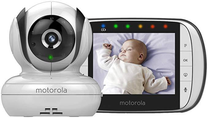Màn hình LCD màu của Motorola Motorola mbp36S Digital Video Monitor 3.5