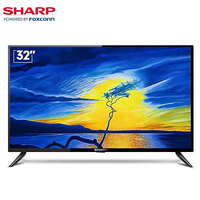 Sharp Sharp 2T-C32ACSA Màn hình LCD 32 inch thông minh HD màn hình phẳng (Đen)