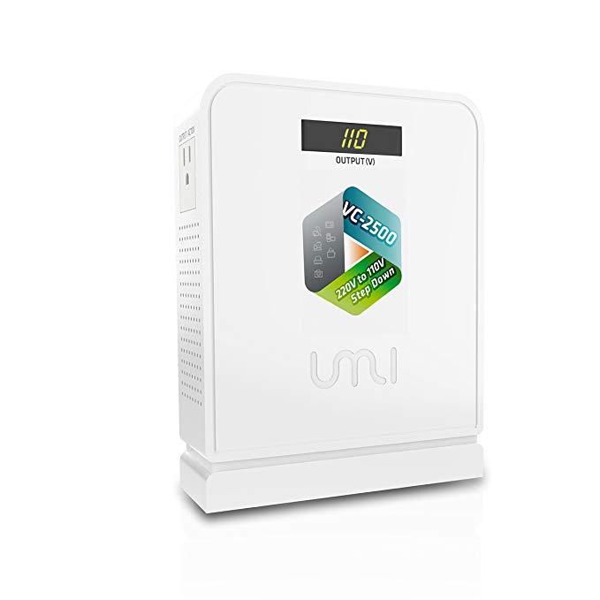 UMI -  điện áp chuyển đổi 2500W biến áp  220V đến 110V
