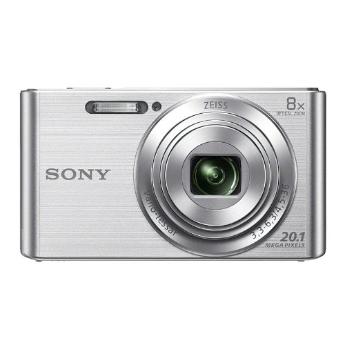 Sony Sony DSC-W830 / S Máy ảnh kỹ thuật số (Silver)