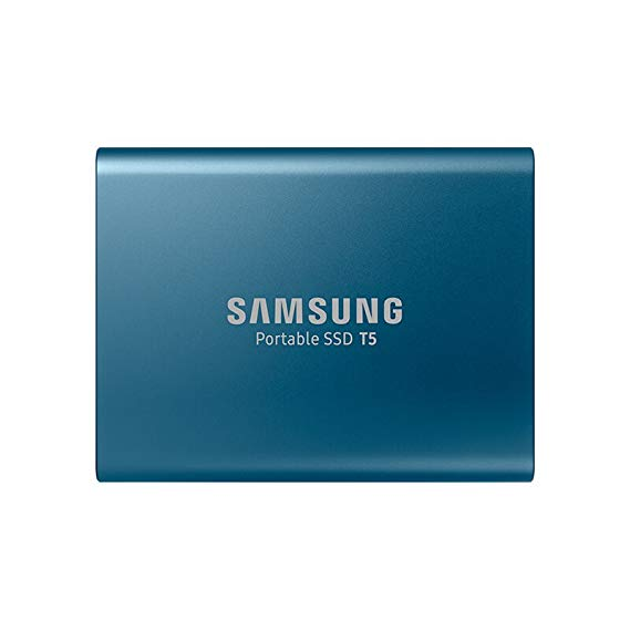 Ổ đĩa thể rắn di động cầm tay Samsung Samsung T5 Series 500G MU-PA500B / CN Bộ nhớ được mã hóa