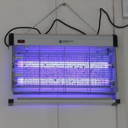 Thomas điện giật muỗi đèn, đèn bay, nhà hàng trong nhà, nhà hàng, thương mại treo tường nhà máy, câm
