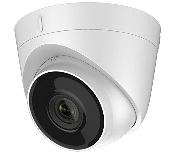 Hikvision HiWatch IPC-T140 CMOS Mạng IP ngoài trời * Camera giám sát