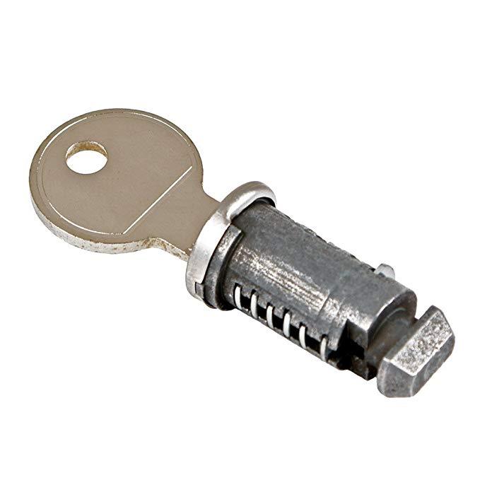Thule th1500001176 khóa xi lanh, người lớn trung tính, màu xám, một kích thước