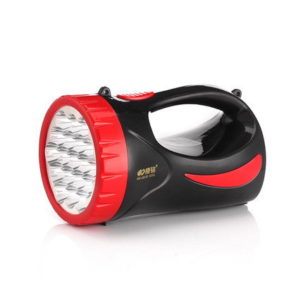 Kang Ming đa chức năng tìm kiếm ánh sáng chói LED sạc siêu sáng tầm xa di động tài sản nhà khẩn cấp