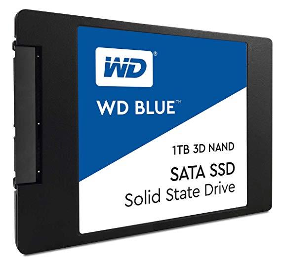 WD Western Digital Blue Ổ đĩa trạng thái rắn 1TB