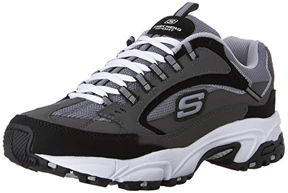 Giày thể thao nam có dây buộc , Thương Hiệu : Skechers - Stamina Nuovo