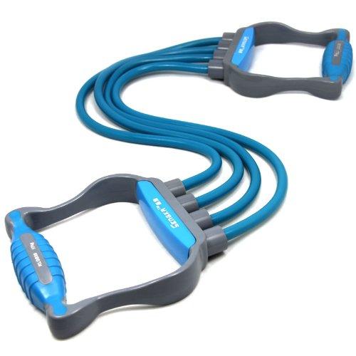 Sengka bốn ống điều chỉnh căng thẳng cánh tay lực kéo dây tập thể dục thiết bị đa lựa chọn màu sắc