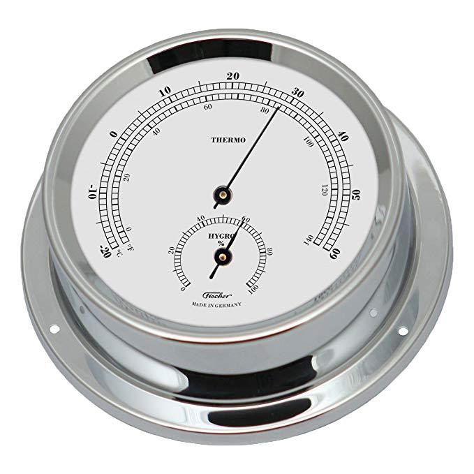 Máy đo độ ẩm Fischer, đồng thau, 110 x 84 mm