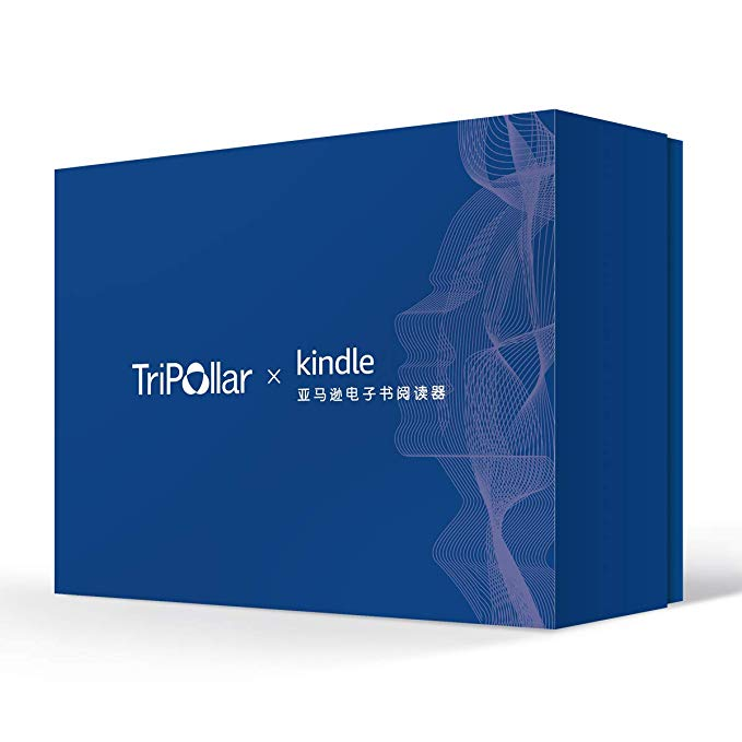 Hộp quà tặng TriPollar & Kindle (Sản phẩm này chỉ có trong hộp quà tặng, nội thất trống rỗng, là hộp