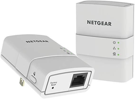 NETGEAR Power Cat 500 1-Port Phiên bản cơ bản Newbie Set (XAVB5221)