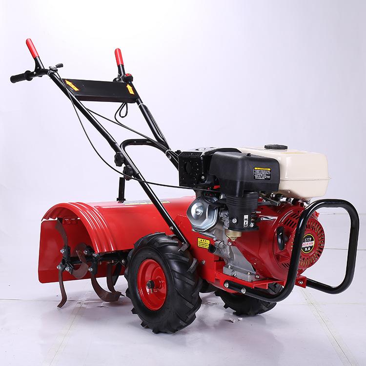 KAIBO Máy móc Nhà máy trực tiếp máy móc nông nghiệp mới máy làm đất siêu nhỏ Máy xới quay bốn bánh c