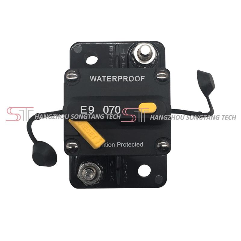 SONGTANG Thiết bị bảo hộ E99 ngắt mạch xe quá tải hiện tại quá nhiệt thiết bị bảo vệ hướng dẫn sử dụ