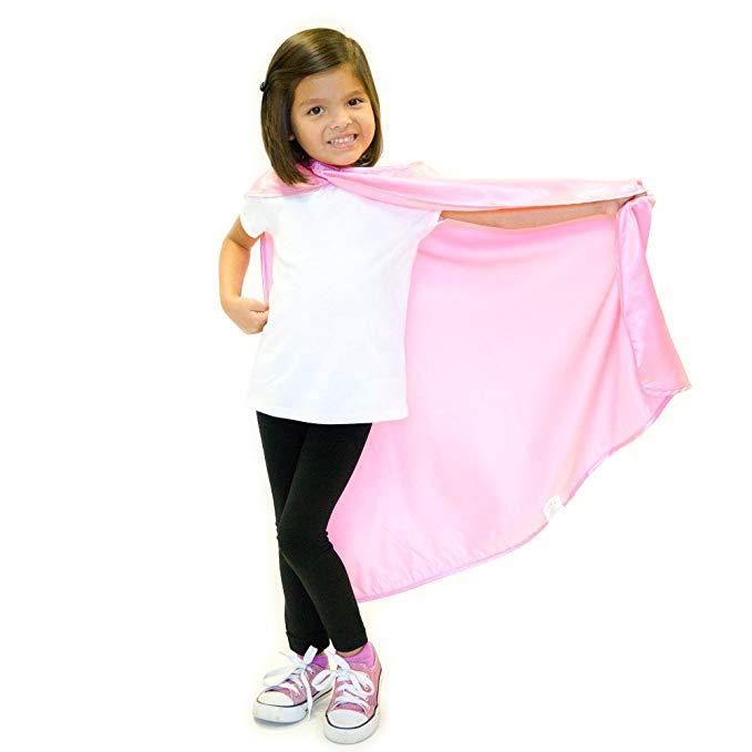 Áo choàng trẻ em siêu anh hùng - Áo trẻ em công chúa trẻ em Everfan * Trang phục áo choàng trẻ em -