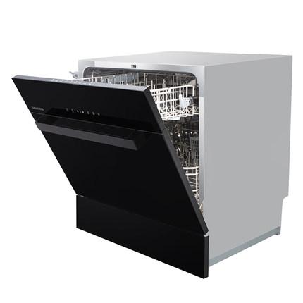 DE&E Máy rửa chén  Máy rửa chén nhúng Đức và Ý 610D nhúng máy rửa chén tự làm sạch áp lực cao 3D [gi