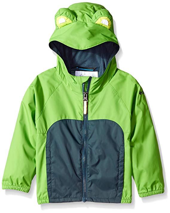 Columbia Toddler Kitteribbit Jacket
