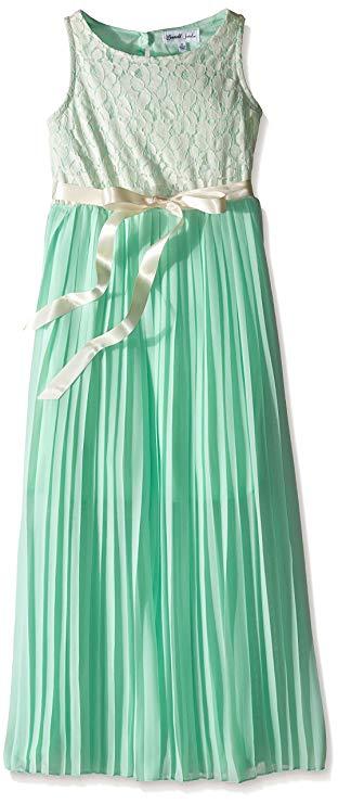 Đầm maxi kiểu công chúa dễ thương , dành cho bé gái .