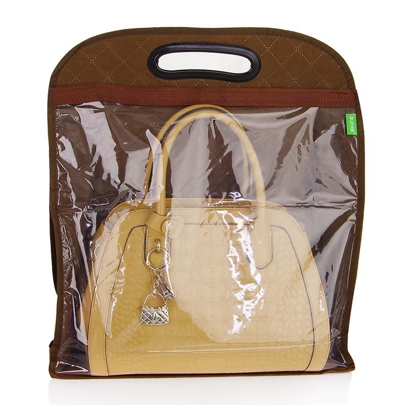 Túi vải không dệt cư túi xách túi quần áo chống bụi chống ẩm, bóp xếp loại gói trong túi lấy túi của
