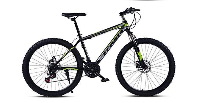 Xe đạp leo núi thắng đĩa đôi YUNBA bền đẹp, chất lượng