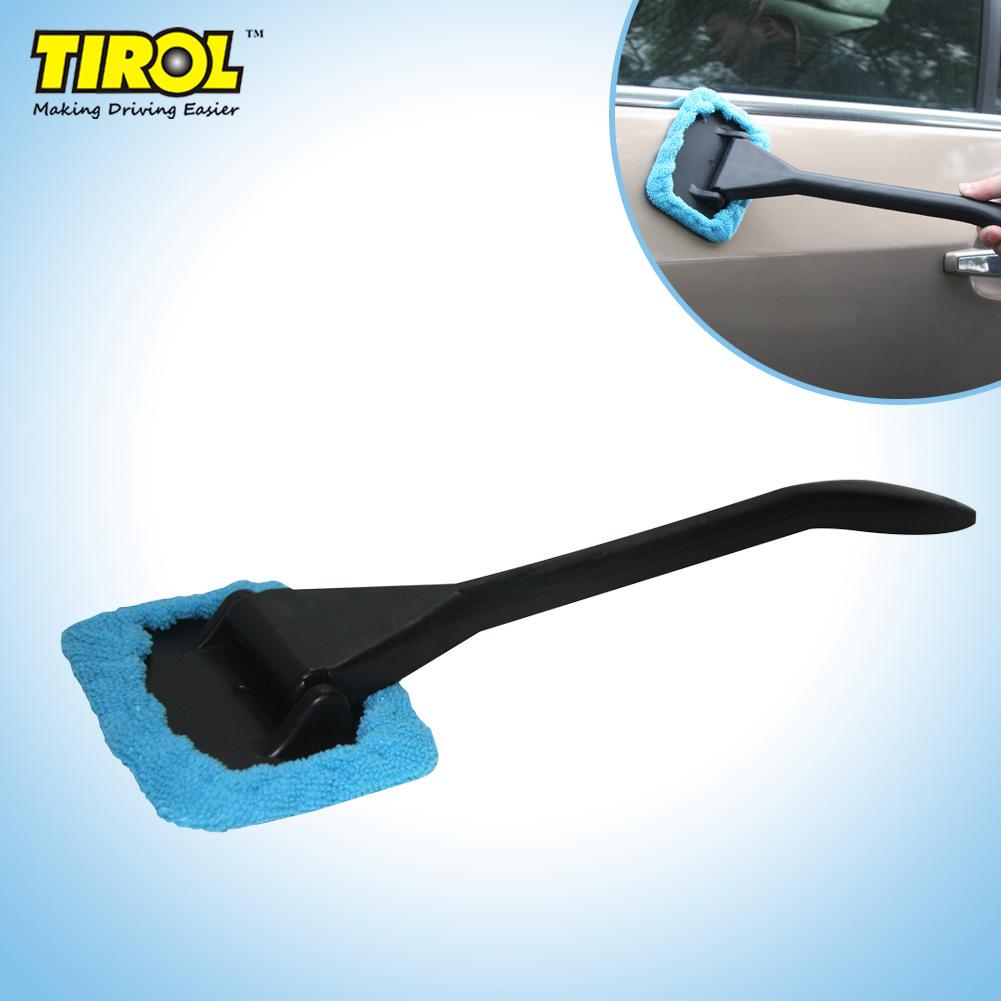 TIROL Dụng cụ rửa xe Bàn chải xe TIROL bàn chải xe kính chắn gió sạch hơn thương mại nước ngoài công