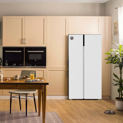 BEKO Tủ lạnh BEKO / EUG91640IW 581L trên máy lạnh tủ lạnh biến tần không sương giá lạnh nhập khẩu