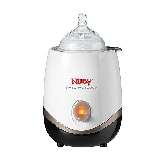 Máy giữ ấm sữa Nuby Natural Touch