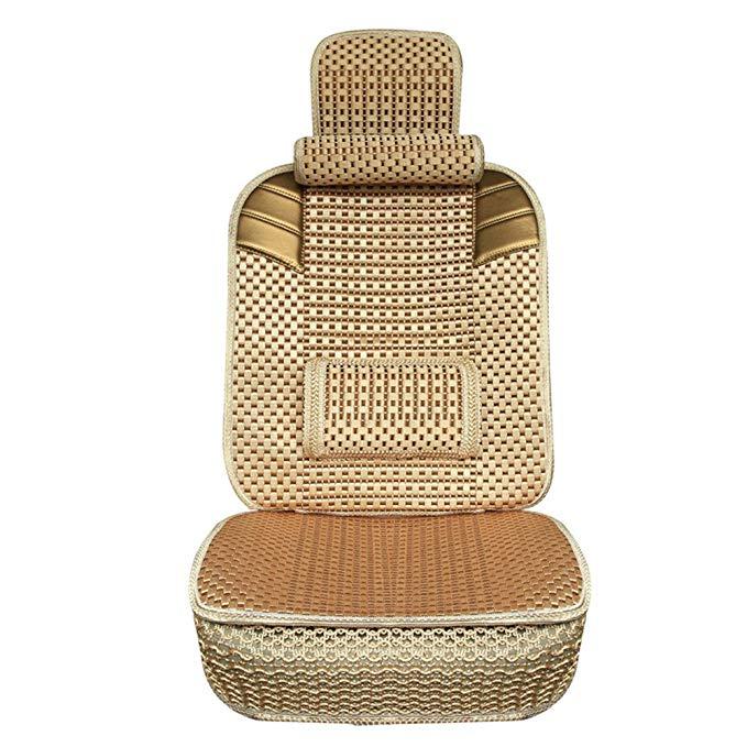 Drap bọc ghế xe hơi với thiết kế Đệm mát thoáng khí .