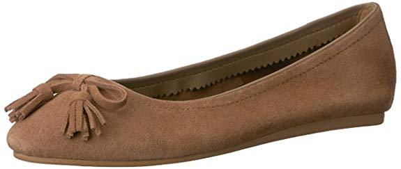 Giày búp bê da mềm dành cho Nữ , Thương hiệu : Crocs