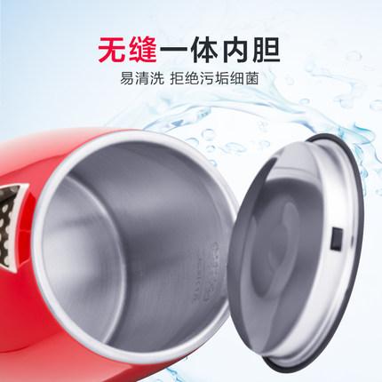 Whirlpool Nồi lẩu điện, đa năng, bếp và vỉ nướng Ấm đun nước đôi chống xoáy nước bằng thép không gỉ